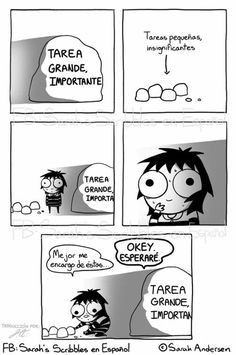 Anybody who's familiar with the comics of Sarah Andersen will know how perfectly they summarize the daily struggles of modern life, especially when it comes to Infj Quotes, Funny Quotes, Funny Memes, Hilarious, Jokes, Funniest Memes, Funny Gifs, Sarah Anderson Comics, Sara Anderson