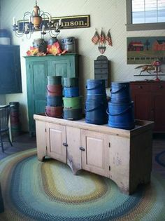 Country Treasures shop