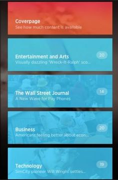 Summly | Coolest apps for iPhone 4, iPad and Android | Smashapp Best Apps, Will Wright, Android Apps, Free Android, Wreck It Ralph, Wall Street Journal, Feel Better, Healthy Living