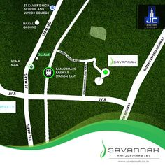 Savannah in Kanjurmarg (E) is easily accessible to the Eastern Express Highway, Kanjurmarg station, and the Jogeshwari-Vikhroli Link Road, which give families more time to bond together!