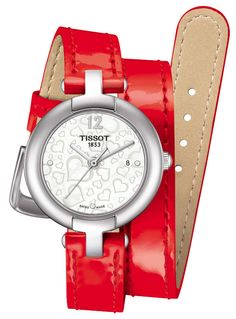 Pinky by Tissot Valentine's Day