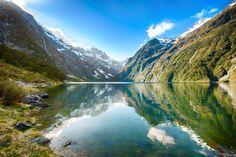 Le lac Marian en Nouvelle-Zélande : 20 lieux où voir les eaux les plus claires du monde - Linternaute
