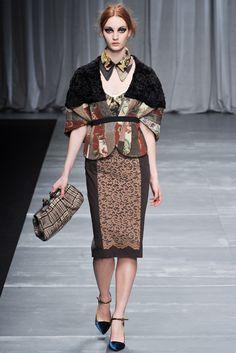 Antonio Marras Fall 2012 Ready-to-Wear