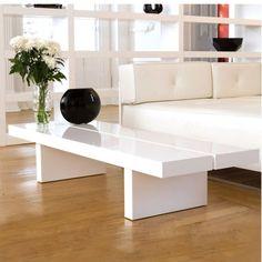 TemaHome Tokyo Coffe table - white Lovepromo