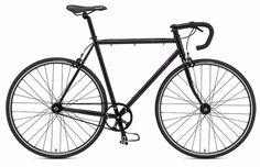 daeeda00f78 2012 Fuji Classic Fixed Gear Bike Black $459 Fahrrad, Starrer Gang, Fuji  Bikes,