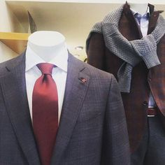#ISAIA suit and jacket