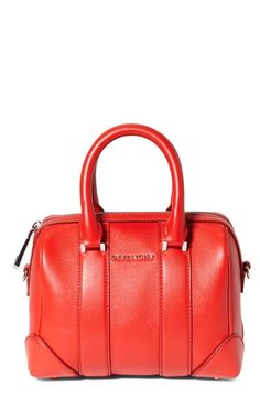 Givenchy 'Micro Lucrezia Sandy' Leather Satchel available at #Nordstrom