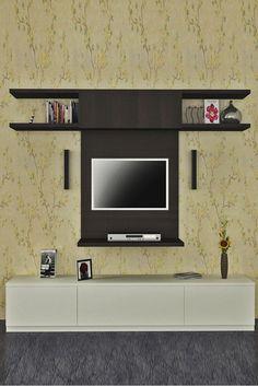 HomeLane: Full Home Interior Design Solutions, Get Instant Quotes. Units Online, Tv Unit Design, Home Interior Design, Classy, The Unit, House Design, Entertaining, Dining, Retro