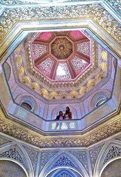 Palácio de Monserrate, Sintra, Portugal -