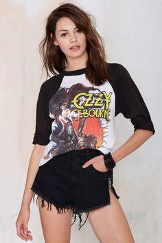 Vintage Ozzy Osbourne Ultimate Tee