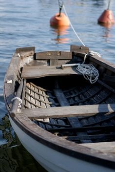 ...to the memory of my mother and father rowing me on Lovell Lake...the old-fashioned bailer...the removable floor boards...and the joy of knowing it's still afloat...