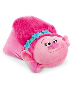 Dreamworks Trolls Poppy Pillow Pet 16 Inches