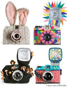 customizar tu camara de fotografias? 。。。Genial ¡¡¡。。。。。