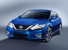 2016 Nissan Altima SR. Photo credit: nissannews.com #Nissan