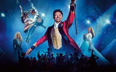 Download wallpapers The Greatest Showman, 2017, poster, Hugh Jackman, Zendaya Coleman, Zac Efron, Phillip, Rebecca Ferguson, Michelle Williams