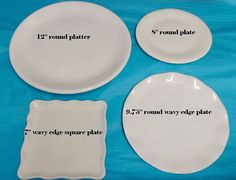 Instant Heirlooms Custom Ceramic Plates Fired With