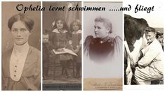 Ophelia lernt schwimmen....und fliegt Cover, Books, Bowties, Swimming, Proverbs Quotes, Studying, Nature, Libros, Book