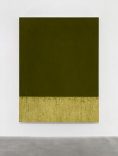 Brice Marden Summer Square, 2015 Oil on linen 98 1/4 x 74 1/4 inches (250 x 187 cm) © Brice Marden / Artists Rights Society (ARS), New York Courtesy Matthew Marks Gallery