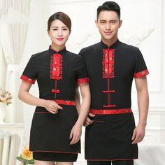 Restaurant Kitchen Uniforms top selling chef uniforms clothing long sleeve men women chef