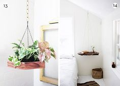 Let's Hang Out: 14 DIY Ideas that Hang from Ceiling