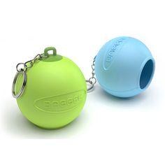 BAGGEE Eco Friendly Key Ring Bag Holders