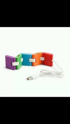 Clé USB!