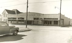 I Remember The Cookie Factory In Comanche, Texas...Read More..