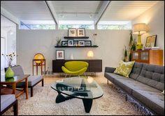 Retro mod style decorating ideas - mid century mod style decorating ideas - Modern Retro