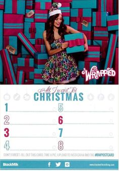 38. Wrapped Up Skater Dress (Christmas)