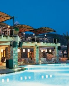 The tucked-away hotel is hugged by a pool and sundeck. #Jetsetter  http://www.jetsetter.com/hotels/turkey/bodrum/1358/the-marmara-bodrum?nm=calendar=17