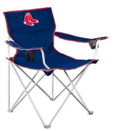 MLB Boston Red Sox Deluxe Folding Chair Http://allstarsportsfan.com/product