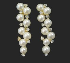 Pearl-Earrings