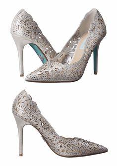 elsa wedding shoes