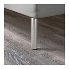 IKEA - BJORLI, Ben, 10 cm, , Slitesterk og enkel å rengjøre siden den er laget av rustfritt stål.