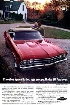 paperink id: Chevrolet 1969 Chevelle SS 396 Sports Coupe 300 Deluxe Sedan Car Photo Print Ad ORIGINAL PERIOD Magazine Advertisement. AD measures approximately x You are purchasing a pa Chevrolet Chevelle, Chevelle 1969, Chevrolet Malibu, Chevy Ss, Classic Chevrolet, Audi R8 V10, Retro Cars, Vintage Cars, Vintage Auto