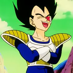 Vegeta laughs at your failures...... And I just finished my finals....... thanks, Vegeta, that's really nice of you.....