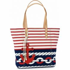 I need this! love the #Nautical theme Harbor Striped Tote available at #Brighton https://uk.pinterest.com/925jewelry1/women-sunglasses/pins/