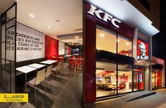 modern fast food design