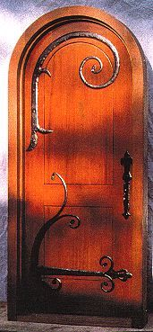 blacksmith make door hinges | DOOR HARDWARE AND HINGES
