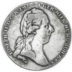 Kronentaler 1784 Brüssel RDR Haus Österreich