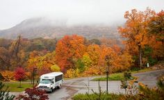 Fall foliage in the Hudson Valley is one of nature's great treasures.  Beginning in October, travel through luxuriant foliage as you experience incredible views of the 550-foot-high Palisades, Bear Mountain, Lookout Inn, Revolutionary War battlegrounds, and West Point.