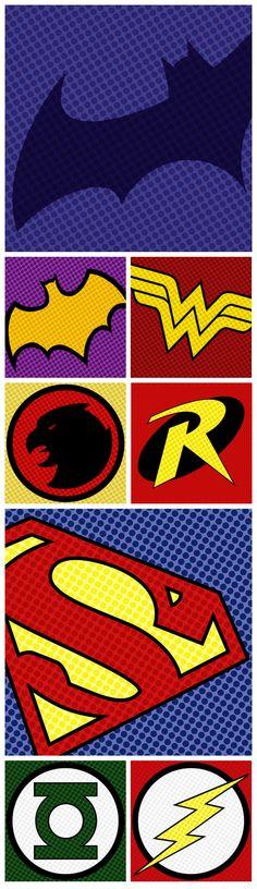 Symbols of Justice!