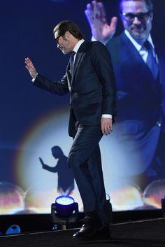 Brad Pitt Photos: 26th Annual Palm Springs International Film Festival Film Festival Awards Gala - Awards Presentation