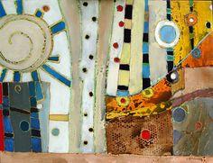 mixed media    #mixed media #collage