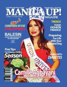 Manila up! magazine2015 december