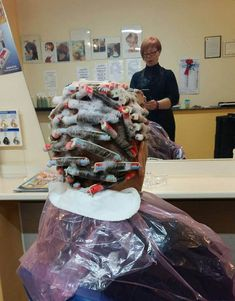 Wet Set, Roller Set, Permed Hairstyles, Curlers, Other Woman, Beauty Shop, Hair Perms, Shops, Women