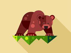 Bear...In Mind by Ilya Boyko
