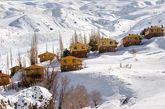 Dizin Ski Resort #irantravelingcenter