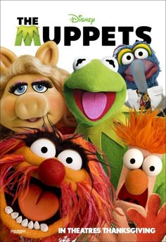 He's not in the picture, but ... I LOVE JASON SEGAL. And Jim Henson. So, yeah. CAN'T WAIT FOR THIS.