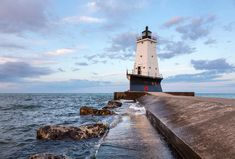 Best Michigan Beach Towns: Where to Visit Along the Great Lakes & More - Thrillist Lake Michigan Beaches, Michigan Vacations, Michigan Travel, Harbor Beach, Lake Beach, Beach Town, Lanai Island, Island Beach, Beach Photography Friends